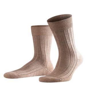 Falke herensok -Teppich im Schuh- Beige melee