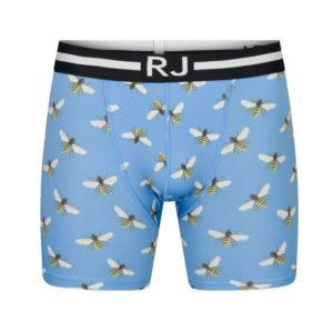 RJ microfiber fashion boxershort - 'To bee or not to bee'