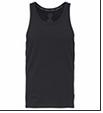 Calvin Klein heren 2-pack tanktop-singlet zwart
