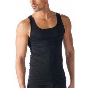 Mey heren hemd- singlet-zwart- software