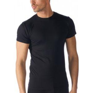 Mey heren T-shirt ronde hals- zwart - software