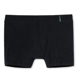 Schiesser Long Life Soft Boxershort Blauwzwart