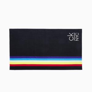 Calvin Klein - strandlaken - Velours Rainbow