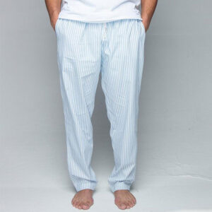 Pockies heren pyjamabroek - Blue stripes