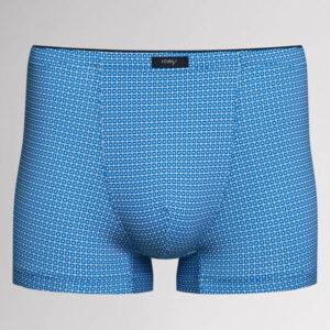Mey heren microfiber boxershort - french blue