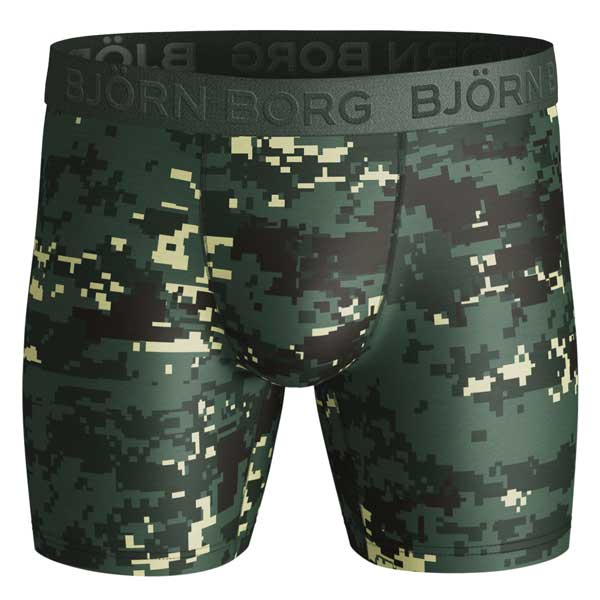 Björn Borg microvezel 3-pack boxershorts woodland 2-pack