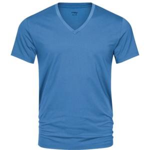 Mey heren T-shirt v-hals - Royal blue
