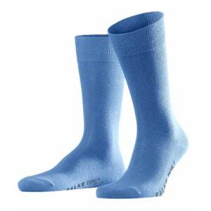 falke family sokken sky blue
