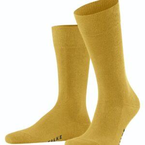 falke family sokken geel