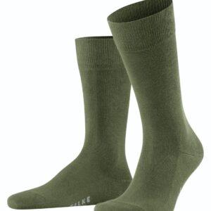 falke family sokken groen